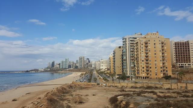 Ramlet al-Baida Public Beach