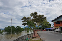 Sematan Village, Sarawak, Malaysia