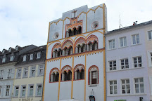 Dreikonigenhaus (House of the three Magi), Trier, Germany