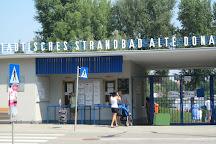 Strandbad Alte Donau, Vienna, Austria