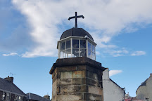 North Queensferry Harbour Light Tower, North Queensferry, United Kingdom