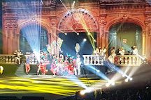 Cirque Phenix, Paris, France