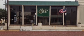 Alliance Bank - Wolfe City Branch Payday Loans Picture