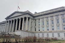 US Treasury Department, Washington DC, United States