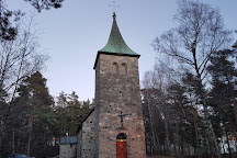 Ljan Church, Oslo, Norway