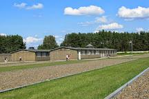 Memorial and Museum Sachsenhausen, Oranienburg, Germany