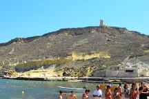 Gnejna Bay, Mgarr, Malta