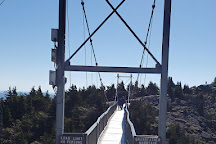 Mile High Swinging Bridge, Linville, United States