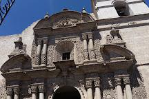 Iglesia de la Compania de Jesus, Arequipa, Peru