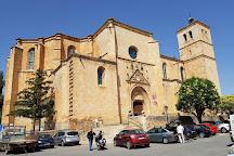 Colegiata Santa María del Mercado, Berlanga de Duero, Spain