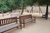 Jardins de La Tamarita, Barcelona, Spain