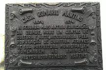 Romario Martins House, Curitiba, Brazil
