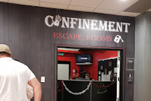 Confinement - Escape Rooms, Hamilton, New Zealand