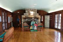 Dickey Ridge Visitor Center, Shenandoah National Park, United States
