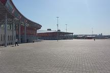 Stadium Otkrytiye Arena, Moscow, Russia