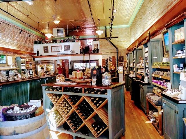 Caduceus Cellars and Merkin Vineyards Tasting Room