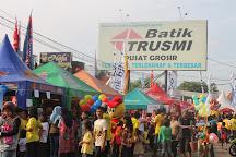 Batik Trusmi, Cirebon, Indonesia