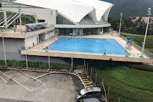 Tung Chung Swimmimg Pool, Hong Kong, China