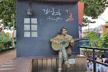 Kim Gwangseok Street, Daegu, South Korea