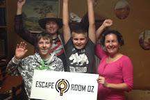 Escape Room Oz, Caloundra, Australia