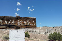 Plaza Blanca, Abiquiu, United States