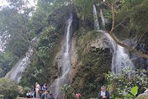Sri Gethuk Waterfall, Gunung Kidul, Indonesia