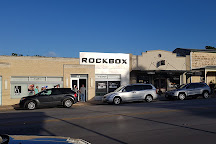 Rockbox Theater, Fredericksburg, United States