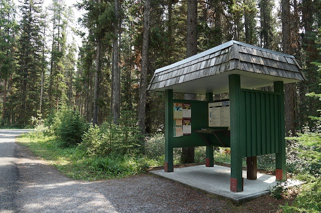 Castle Mountain Campground