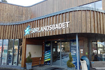 Sorlandsbadet, Lyngdal Municipality, Norway