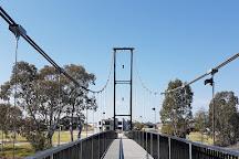 Anzac Centenary Bridge, Horsham, Australia