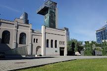 Muzeum Powstania Warszawskiego, Warsaw, Poland