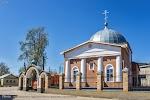 Храм святителя и Чудотворца Николая архиепископа Мирликийского., улица Терновского на фото Пензы