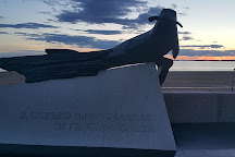 Stela Cape Pur Navolok, Arkhangelsk, Russia