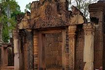 The Khmer Empire, Siem Reap, Cambodia