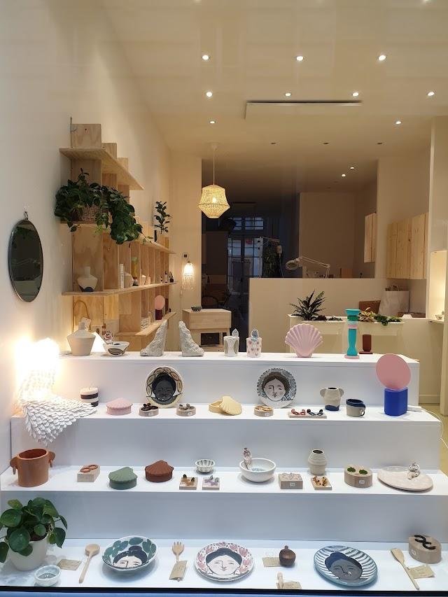 Atelier Cascade - neuf rue de la foret