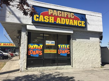 Pacific Cash Advance Payday Loans Picture