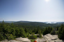 Beech Mountain Trail, Acadia National Park, United States