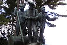 Lumberman's Monument, Oscoda, United States