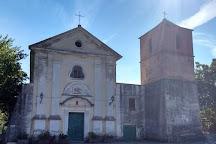 Chiesa San Felice di Tenna, Tramonti, Italy