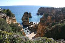 Praia de Albandeira, Carvoeiro, Portugal