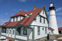 Portland Head Light, Cape Elizabeth, United States