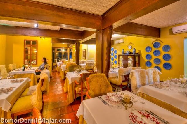 Restaurante Le Petit Clos