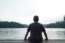 Temenggor Lake, Perak, Malaysia