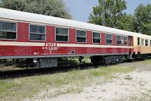 Hungarian Railway Museum (Magyar Vasuttorteneti Park), Budapest, Hungary