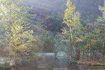 Pond Tashiro, Matsumoto, Japan
