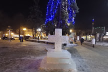Rynok square, Ivano-Frankivsk, Ukraine