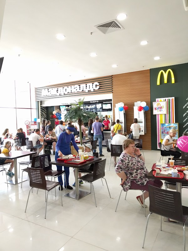 планируется оставить кострома макдональдс фото рязанского проспекта