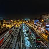 Железнодорожная станция  Krems An Der Donau