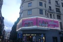 Teatro Munoz Seca, Madrid, Spain