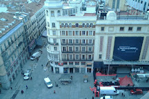 Plaza del Callao, Madrid, Spain